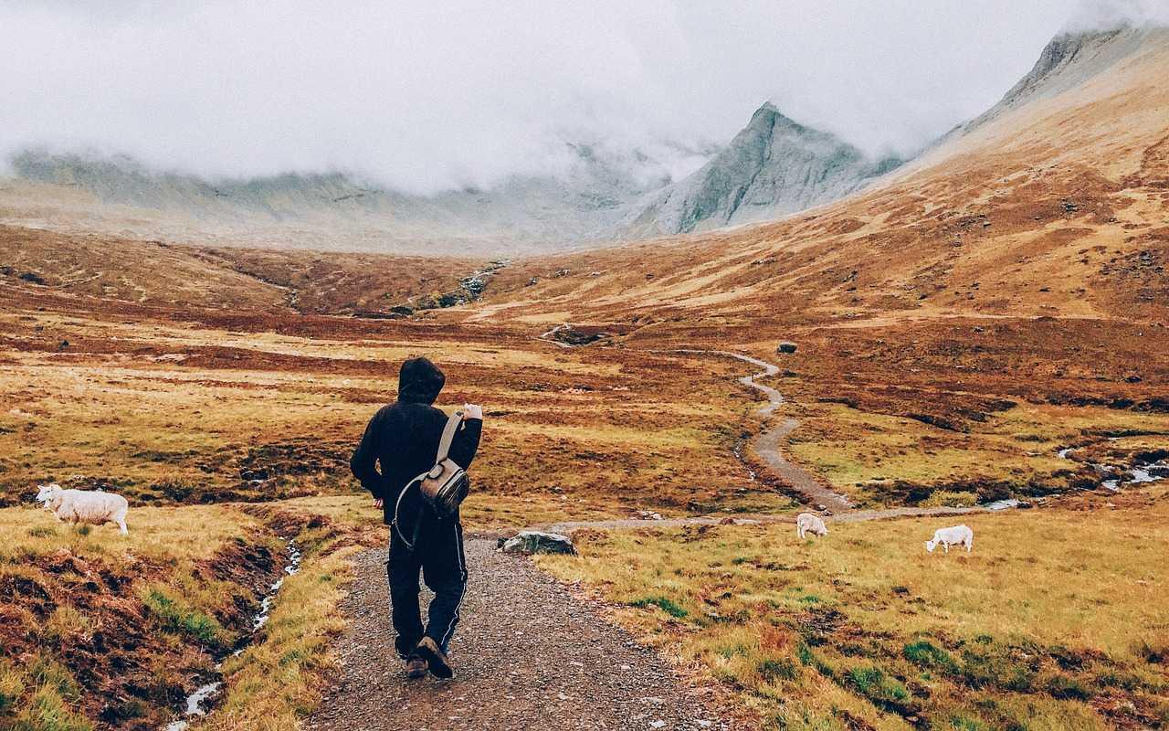 Das Exposé einer Bachelorarbeit ist wie der Beginn einer Wanderung